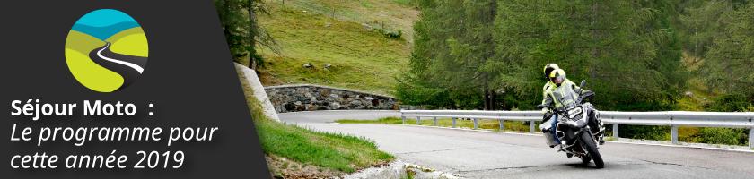 Découvrez de nouvelles régions avec nos séjours moto organisés